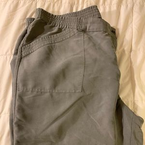 Chico's size 20 convertible cargo pants